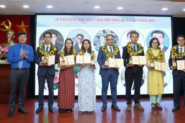 10 tài năng trẻ đạt giải thưởng Quả Cầu Vàng 2019