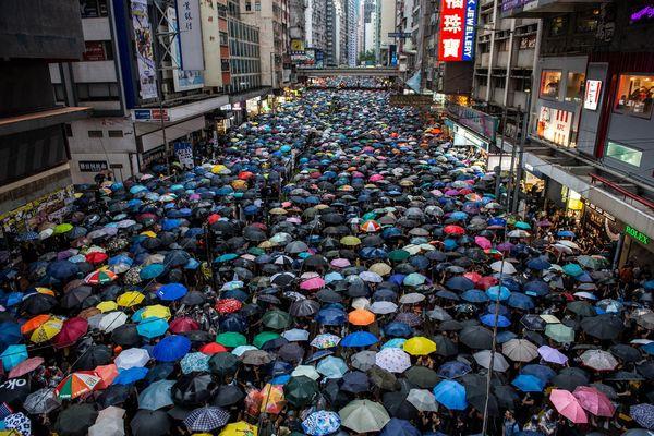 Facebook, Twitter, Google từ chối cung cấp dữ liệu người dùng cho chính quyền Hồng Kông