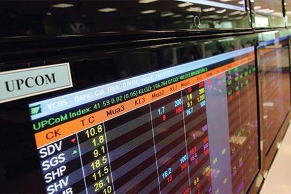 163 cổ phiếu trên UPCoM rơi vào diện cảnh báo nhà đầu tư