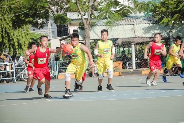 Sôi động các giải thể thao học đường tại TP.HCM