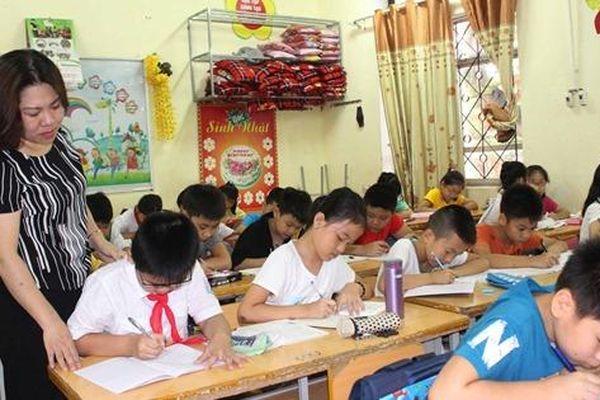 Học trò lớp 4 đam mê học tập, chinh phục thử thách