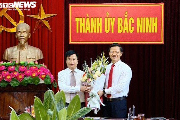 Ông Nguyễn Song Hà giữ chức Chủ tịch UBND TP Bắc Ninh