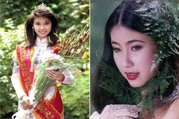 Hoa hậu thứ 3 của Việt Nam: Chỉ hạnh phúc sau loạt truân chuyên tình ái