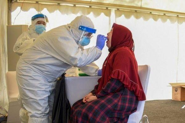 Indonesia phát hiện ổ dịch gần 1.300 ca mắc Covid-19