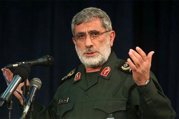 Tư lệnh đặc nhiệm Quds Iran cảnh báo Mỹ và Israel