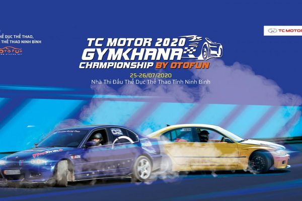 Giải đua ô tô đầu tiên trong năm 2020 TC Motor GOC chuẩn bị được tổ chức
