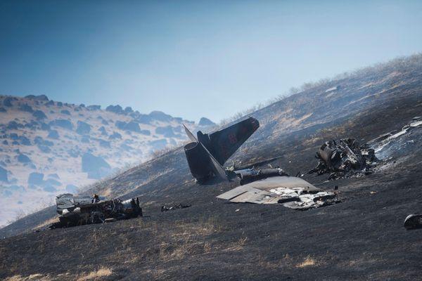 Máy bay trinh sát rơi ở Thổ Nhĩ Kỳ, 7 người thiệt mạng