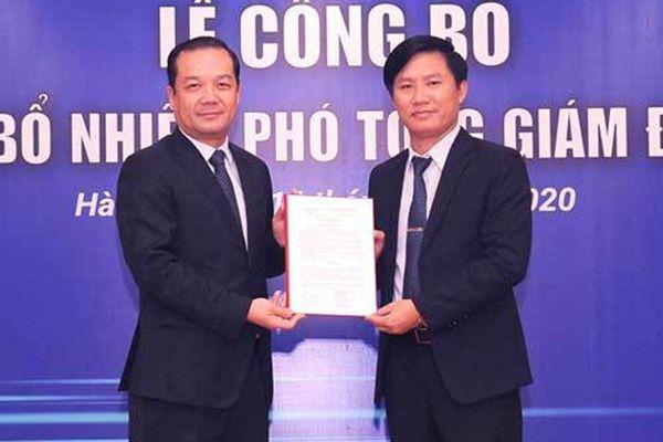 Tập đoàn VNPT bổ nhiệm 2 Phó Tổng giám đốc