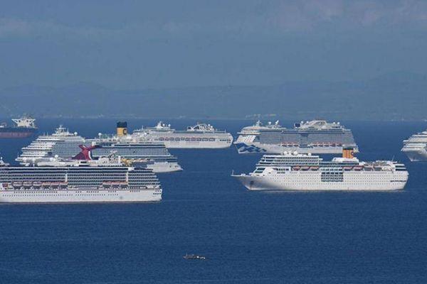Chi trăm triệu USD bảo quản tàu du lịch 'đắp chiếu' vì dịch