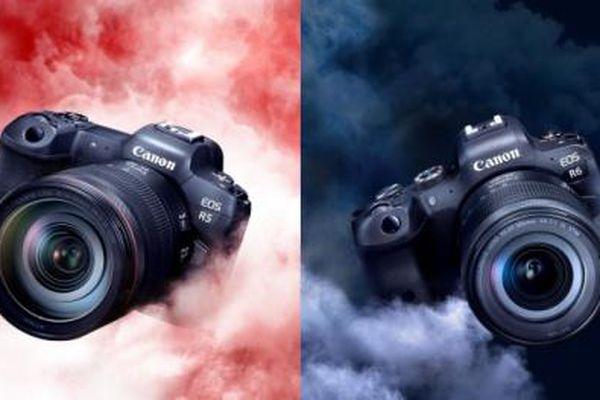 So sánh bộ đôi máy ảnh Canon EOS R5 và EOS R6