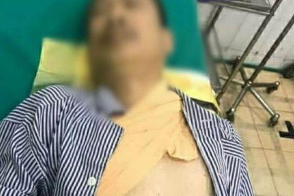 Quảng Ninh: Nghịch tử dùng dao chém bố nhập viện