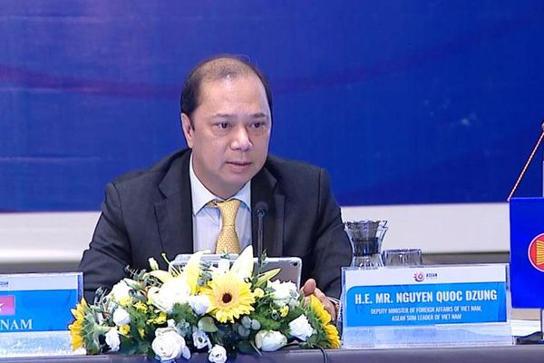 Thảo luận định hướng phát triển Cộng đồng ASEAN sau năm 2025