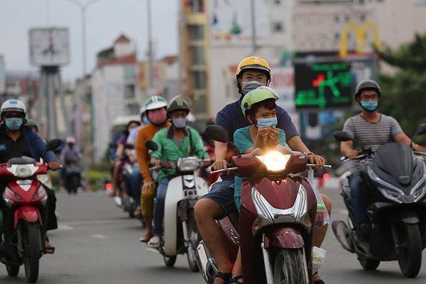 Người dùng gặp khó khi mua phải xe máy không có công tắc đèn