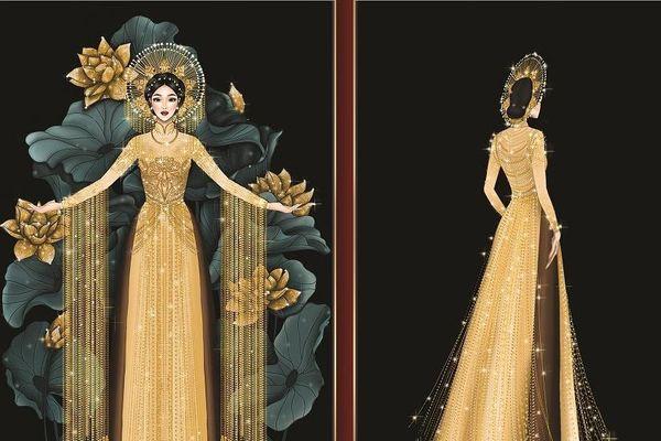 Miss Universe 2020: Lộ diện 8 thiết kế trang phục dân tộc cho Khánh Vân
