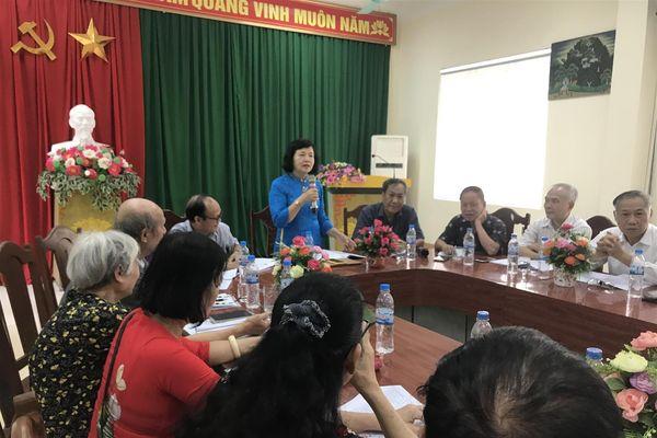 Hội Cựu giáo chức Cơ quan Bộ GD&ĐT đóng góp cho nền giáo dục trong giai đoạn mới