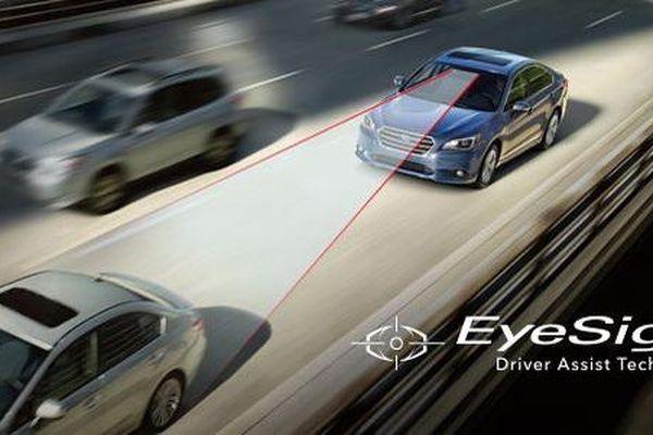 10 điều cần biết về hệ thống an toàn chủ động Subaru EyeSight