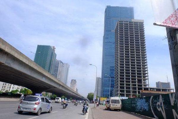 Hai 'thái cực' của bất động sản văn phòng hai miền Nam - Bắc