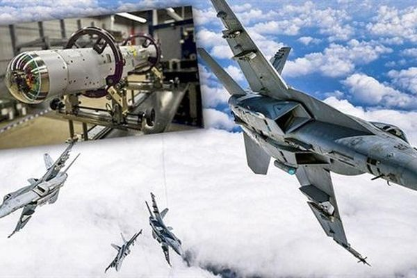 GBU-53/B giúp Mỹ thay đổi cục diện chiến trường