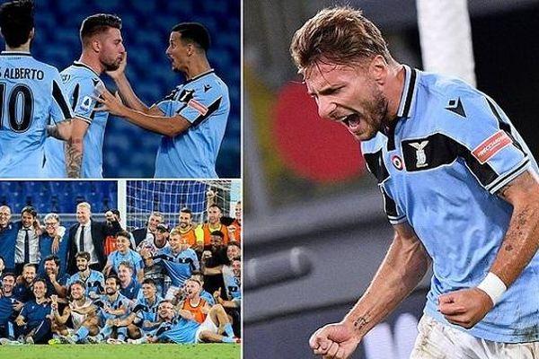 Juventus lỡ cơ hội sớm lên ngôi vô địch
