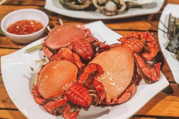 Cua huỳnh đế và loạt món ngon nên thử trên đảo Lý Sơn