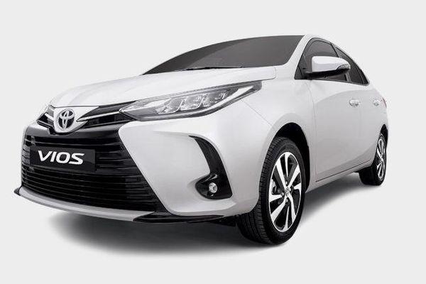 Toyota Vios 2021 ra mắt - thay đổi diện mạo, thêm công nghệ an toàn
