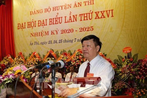 Hưng Yên: Huyện Ân Thi lấy công nghiệp sạch, nông nghiệp công nghệ cao làm trụ đỡ kinh tế