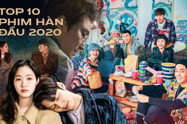 Top 10 phim Hàn có lượt xem cao nhất nửa đầu 2020: Bất ngờ nhất là vị trí đầu tiên