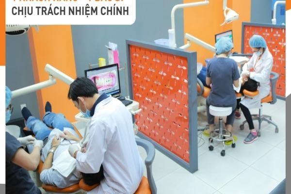 Up Dental: Tuân thủ nguyên tắc '1 khách hàng - 1 bác sĩ chịu trách nhiệm niềng răng chính'