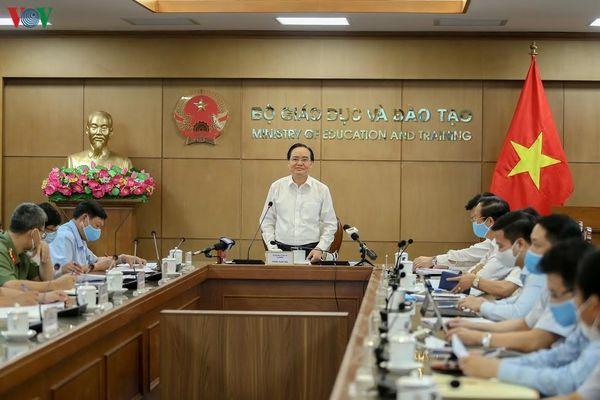 Đà Nẵng, Quảng Nam đề xuất hoãn thi tốt nghiệp, xét đặc cách cho thí sinh