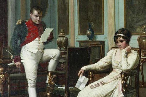 Napoleon chấm dứt hôn nhân với người vợ lớn tuổi như nào?