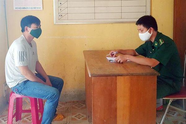 Quảng Nam: Phát hiện một công dân vượt biên trái phép từ Lào về Việt Nam