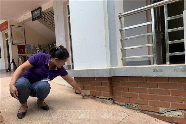 Động đất 3,6 độ richter tại Mộc Châu, Sơn La