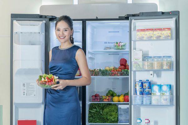 Samsung Family Hub: Vượt xa những chuẩn mực thông thường về tủ lạnh