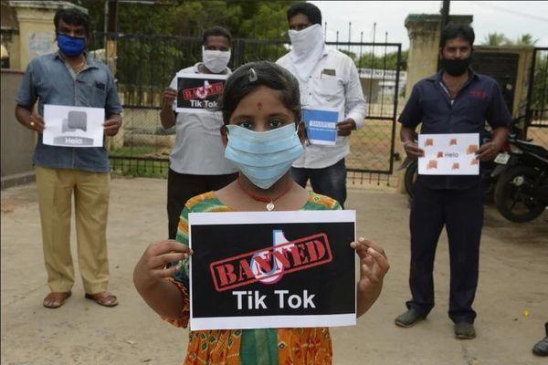 Sau TikTok, Ấn Độ chặn Baidu và các ứng dụng Trung Quốc khác