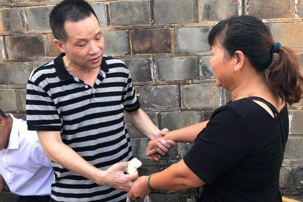Người đàn ông Trung Quốc trắng án sau 27 năm tù oan