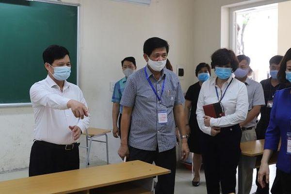 Hà Nội: Đảm bảo kỳ thi THPT năm 2020 nghiêm túc, công bằng, khách quan, trung thực và an toàn