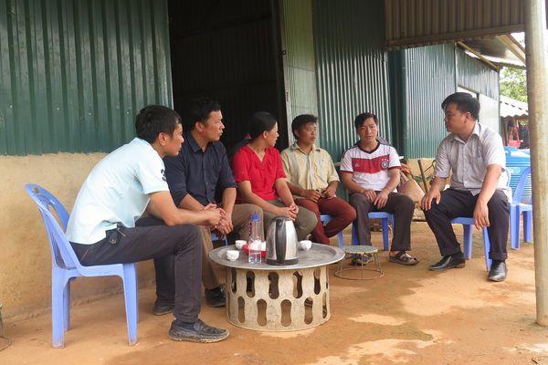 Ổn định đời sống người dân vùng nguy cơ sạt lở huyện biên giới Sìn Hồ