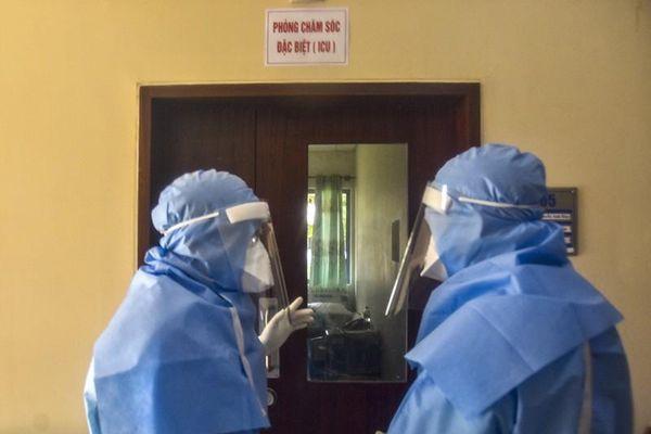 Tình trạng sức khỏe của 19 BN COVID-19 đang điều trị tại Huế
