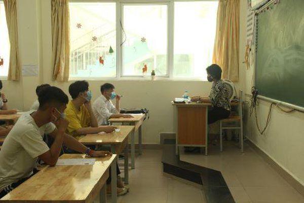 Tỷ lệ đăng ký dự thi tốt nghiệp THPT đạt 96,3%