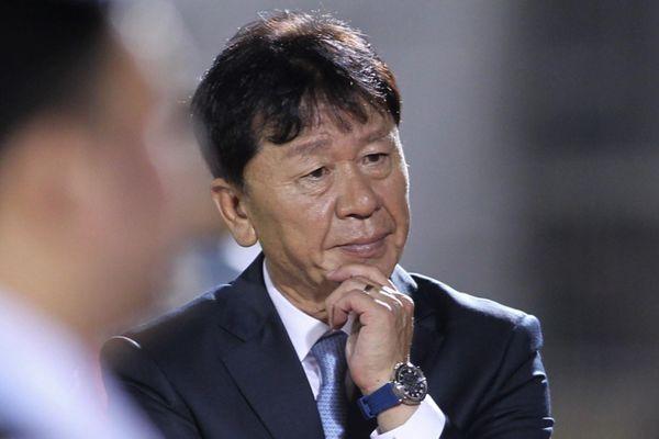 HLV Chung Hae-seong không thể đến Incheon United