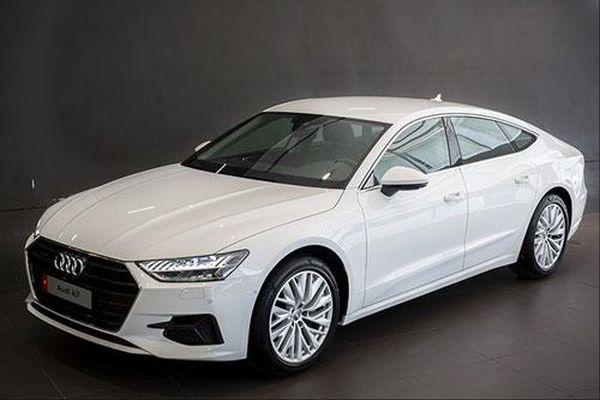 Ngắm Audi A7 Sportback 2020 giá gần 4 tỷ đồng tại Việt Nam