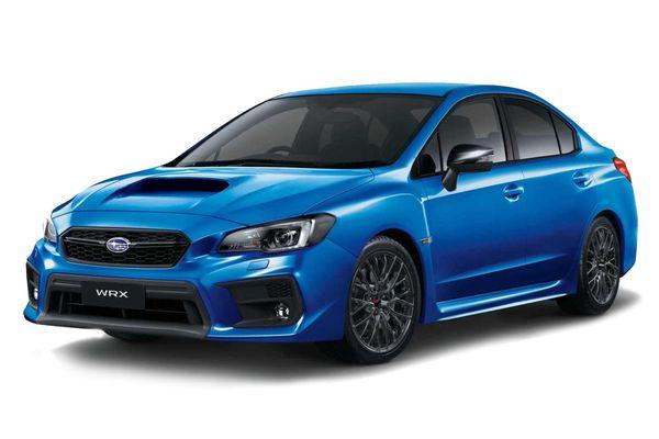 Ra mắt Subaru WRX Club Spec - nâng cấp trang bị, giới hạn 150 xe