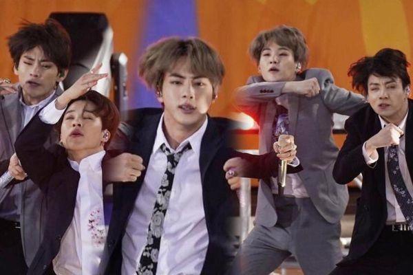 Bằng chứng BTS là nhóm 'Jin và 6 người bạn': Nhìn không nhịn được cười!