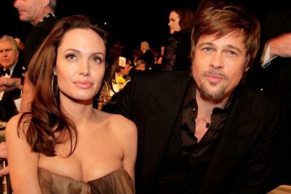 Angelina Jolie và Brad Pitt tranh chấp vụ ly hôn