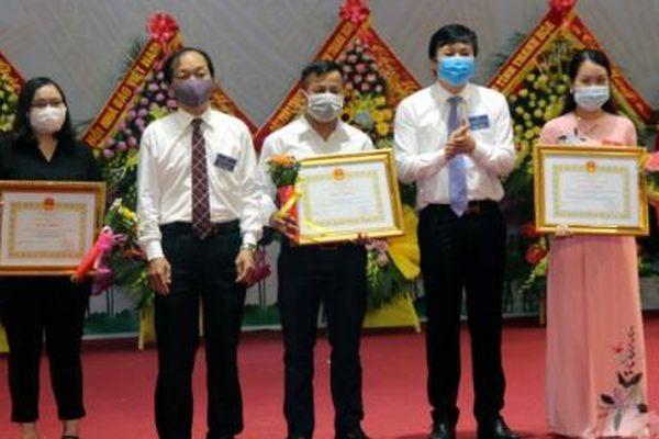Báo Nông nghiệp Việt Nam đoạt Giải A Giải báo chí Trần Mai Ninh