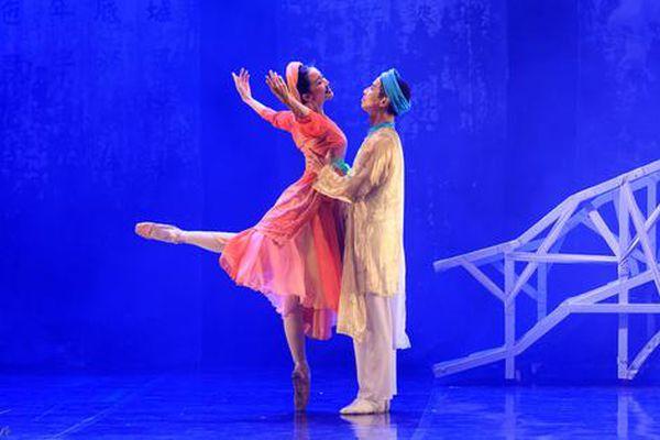 Lộng lẫy Truyện Kiều trên sân khấu ballet