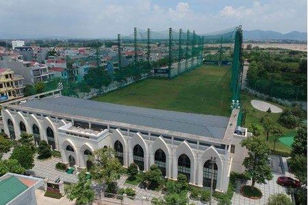 Bắc Giang: Sai phạm tại Dự án sân tập golf Công viên Hoàng Hoa Thám