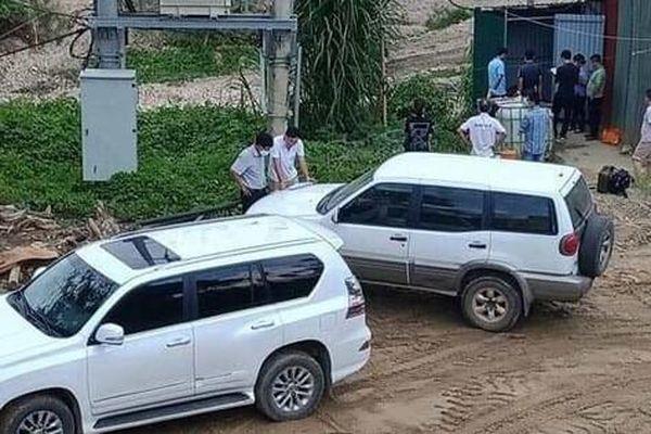 Lào Cai: Xác định nguyên nhân người đàn ông tử vong trong lán trại công trường