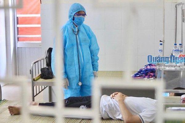 Bệnh nhân 419 nhập viện trở lại vì hội chứng rối loạn phân ly