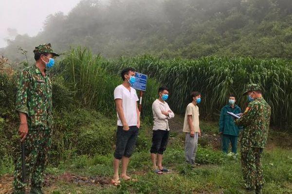 Đồn Biên phòng Lũng Cú: Phát hiện, ngăn chặn công dân nhập cảnh trái phép từ Trung Quốc